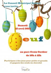 oeuf party